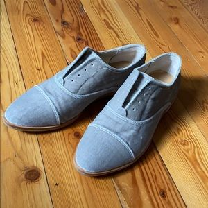 Grey Velvet Oxfords Dolce Vita (7)
